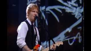 Ed Sheeran - Thinking Out Loud  (Royal Variety Performance 2014)