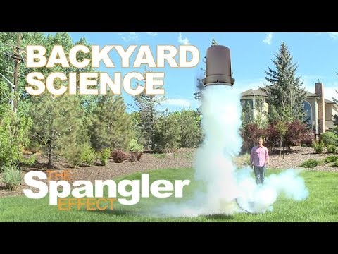 Backyard Science - Insane Party Tricks