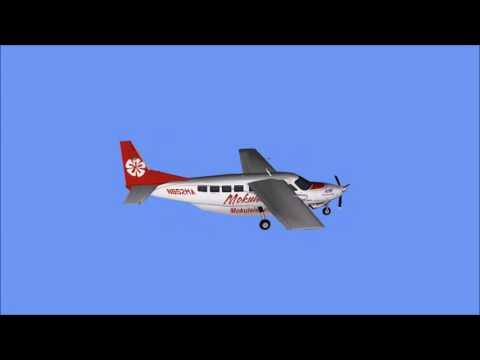 Mokulele Airlines Cessna 208B Grand Caravan HTAI fleet