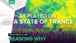 Download Denis Kenzo & Vika - Reasons Why [A State Of Trance 780] MP3 song and Music Video