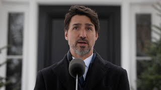 COVID-19: Trudeau says closures, social distancing possible for weeks or months