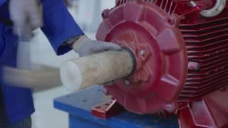 Simplicité de démontage/remontage d'un moteur à aimants permanents Dyneo (Version longue)
