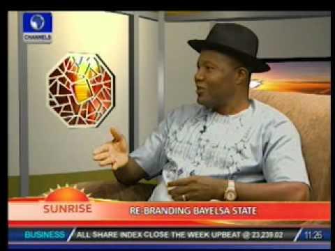 Sunrise:Rebranding Bayelsa State