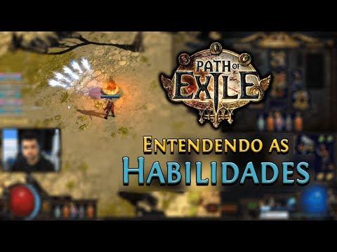 Path of Exile - Entendendo as Habilidades - Conceitos Básicos
