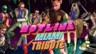 Hotline Miami - Tribute Playthrough / Full Story (All Parts) 1080p / 60fps