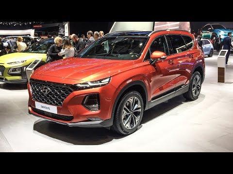 2018 Hyundai Santa Fe - Detailed Walkaround - Live | MotorBeam