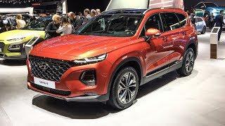 2018 Hyundai Santa Fe Detailed Walkaround Live MotorBeam