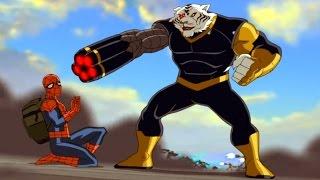 Великий Человек-паук - Возвращение Стражей галактики - Сезон 3 Серия 1 | Marvel