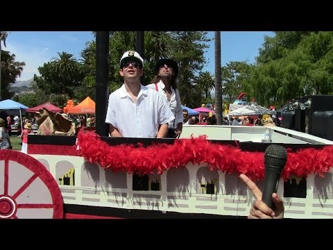 Santa Barbara Summer Solstice Fest And Parade 2014