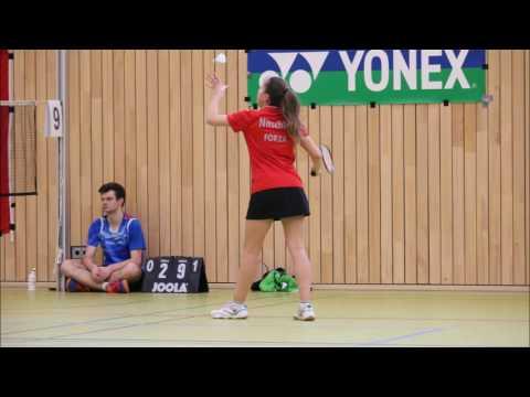 Süd-Ost-Deutsche Meisterschaft 2017 Badminton