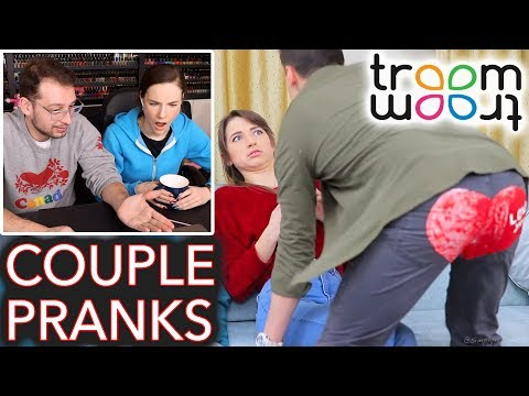 Trying Troom Troom Couple Pranks (a guide to breaking up)