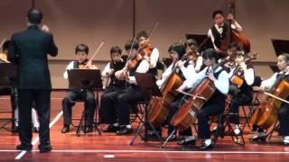 2016/03/09 光復國小弦樂團 全國音樂比賽決賽 特優第二名