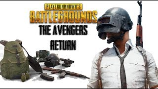 The Avengers Return Playerunknown's Battleground Highlights #1