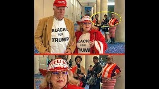 BLACKS FOR TRUMP OUCH