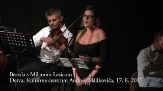 Milan Lasica a GOLD Orchestra
