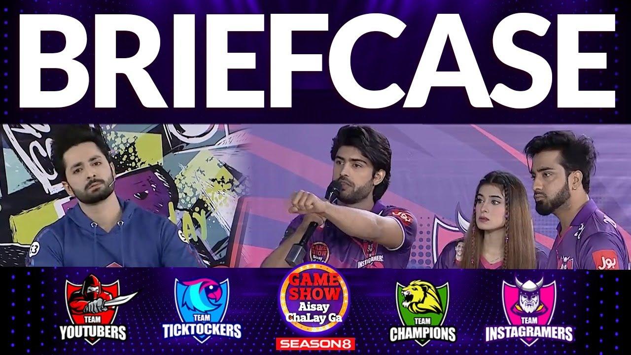 Download Briefcase   Game Show Aisay Chalay Ga Season 8   Danish Taimoor Show   TikTok