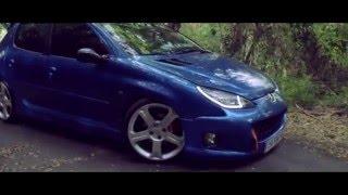 Jo Nathan - Slammed Peugeot 206 HDi | Think Car