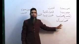 Arabi Grammar Lecture 35 Part 01   عربی  گرامر کلاسس