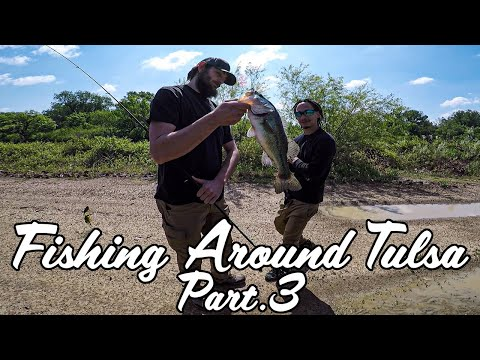 Fishing Around Tulsa (Part.3) Fishing With Subscribers!
