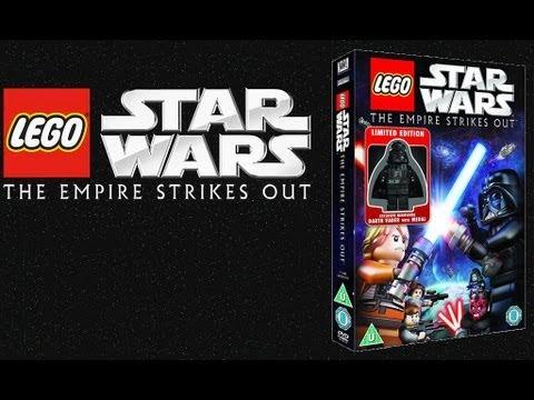 Lego Star Wars Upadek Imperium Prezentacja Dvd Legoświat Youtube