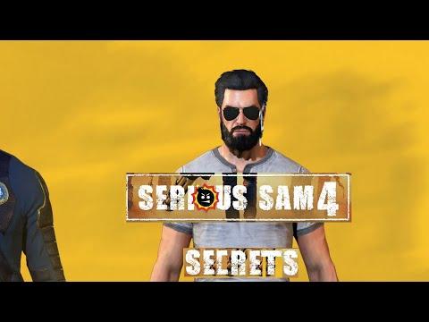 Serious Sam 4 secrets |