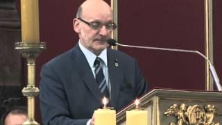 Wizyta J.Em.ks Dominika kard. Duki, Prymasa Czech w Kłodzku - 3.11.2014