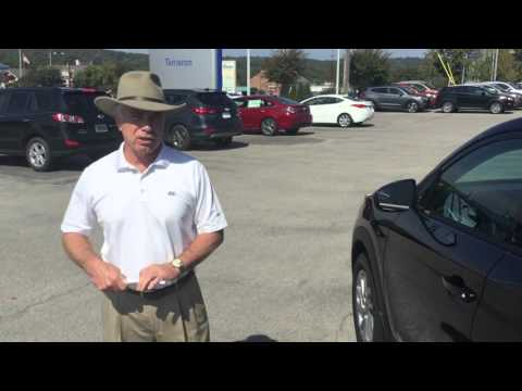 Hello Hallie, Check out this video on the 2016 Hyundai Tucson  at Tameron Hyundai in Hoover, AL