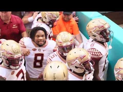 "FSU vs University of Miami 2018 Football ""Pre-game"" Fight EXPOSED"