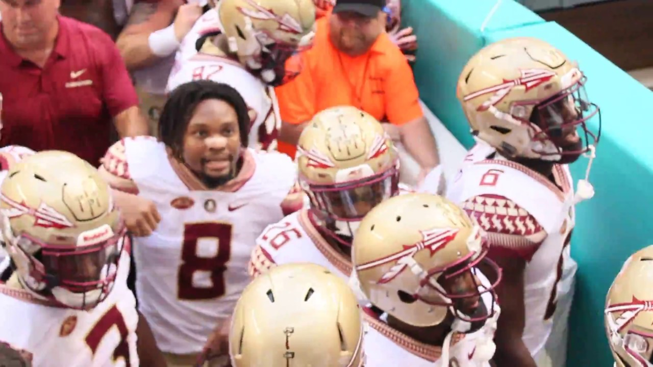 FSU vs University of Miami 2018 Football