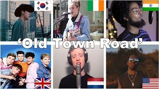 Who Sang It Better: Old Town Road (India, Ireland, UK, South Korea, Netherlands, USA,