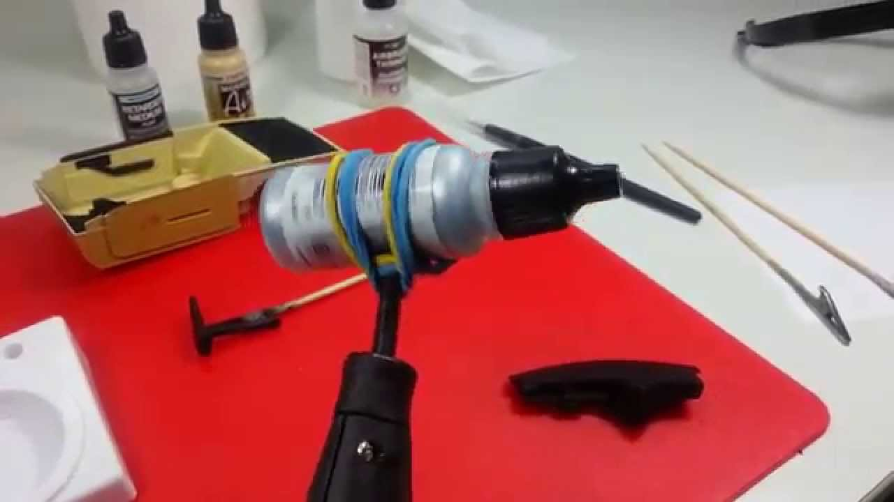 hobby paint shaker machine