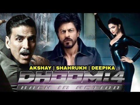 Dhoom 4 Starcast Akshay kumar, Shahrukh Khan, Deepika ...