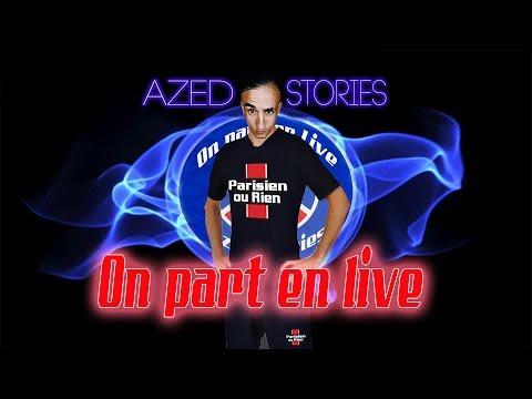 PSG  - MONACO trophée des champions -Azéd Stories