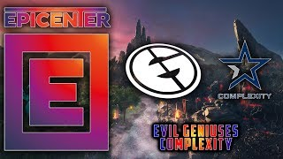 EG vs Complexity | EPICENTER Major 2019