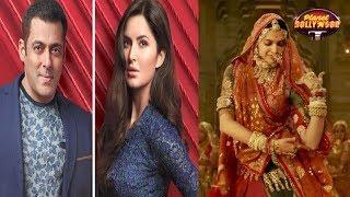 Salman-Katrina To Promote 'Tiger Zinda Hai' Together, Padmavati To Be Released On January 12