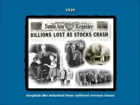 History of Health Insurance in the United States: Chapter 1 Part 1