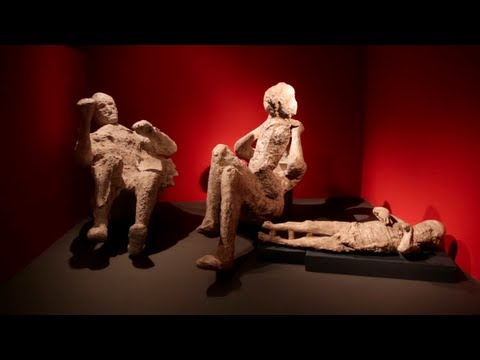 "Pompeii Exhibition at British Museum: ""Life and Death in Pompeii and Herculaneum"""