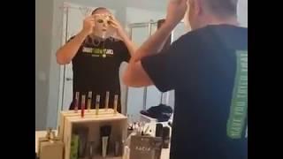 Patrick vous explique comment utiliser un wrap visage