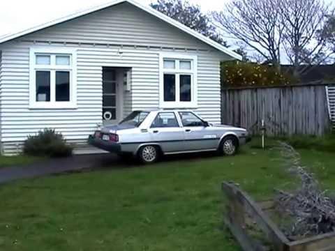Rain + Lawn + Electric Car = Mudville