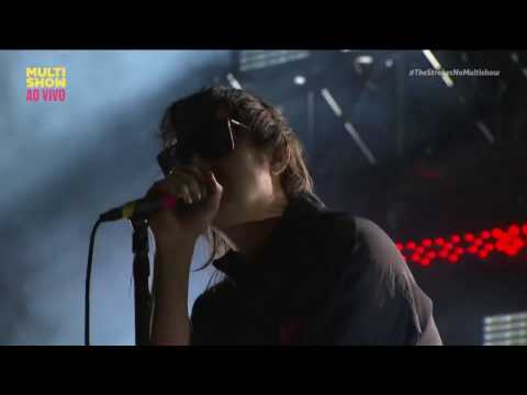 The Strokes - The Modern Age @Live Lollapalooza Brasil 2017