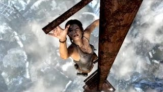 "Tomb Raider 2013 ""Survivor"" Trailer"