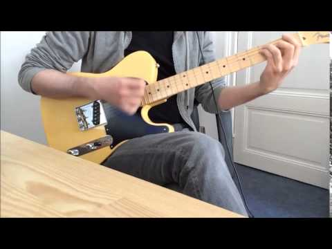 Pixies - The Sad Punk chords (rythm guitar play along) - YouTube
