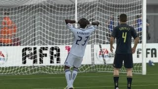 FIFA 13 Seasons - #3 Kuh, I
