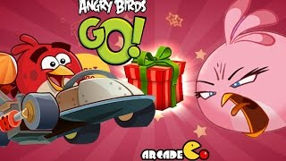 Angry Birds Go! - Multiplayer Racing Angry Birds Stella 5 Wins Lucky Box