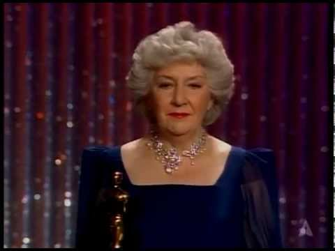Maureen Stapleton Wins Supporting Actress: 1982 Oscars