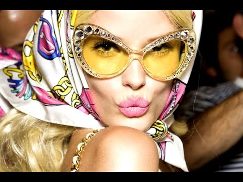 135832d75858 Top 5 Eyewear Trends For Spring Summer 2016 - YouTube