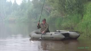 Таежная рыбалка 1/2 Окунь Щука Язь. Протоки Чулыма