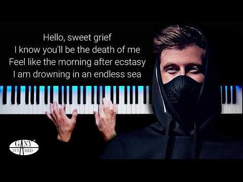 alan-walker-ft-sophia-somajo---diamond-heart,-lyric