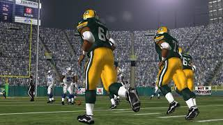 Madden NFL 08 (PC): 1996 Packers vs 2006 Colts