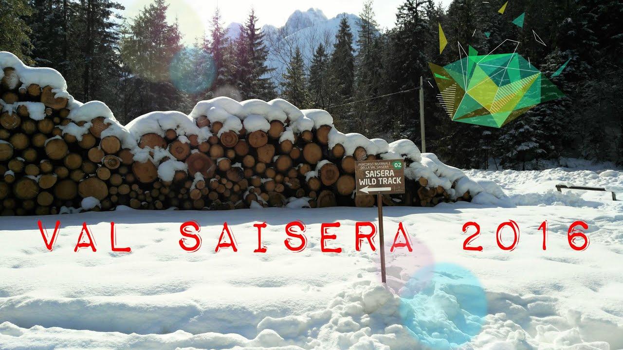 San martino di castrozza 22- 2- 2016 parte 1